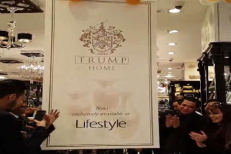 Trump Home Partners With Lifestyle To Launch An Exclusive