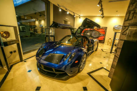 Nahwasharq Co The Premium Collection Inaugurates Pagani Super