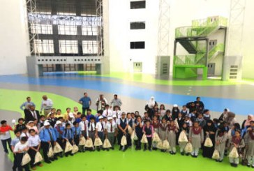 Science-focused forum was open for Cambridge Primary learners from Grade 5 through to Grade 6