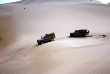 Film Celebrates Life in the UAE 50 Years Ago with Land Rover