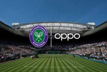 OPPO makes Wimbledon history as the first Official Smartphone Partner
